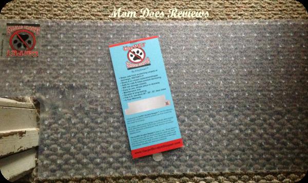Cat Proof Carpet Protector Floor Matttroy
