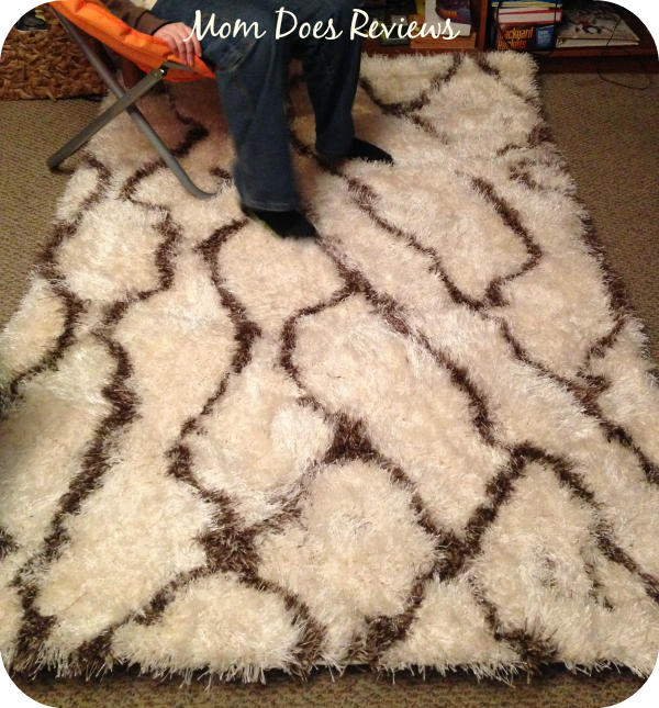 Dog Ate Some Rug: Palms Moroccan Shag Rug #Review