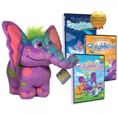 GiggleBellies DVDs