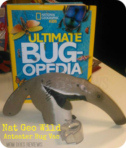 National Geographic Kids Toys and Bugopedia