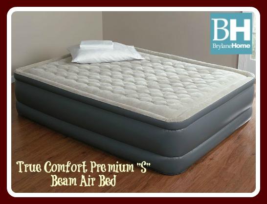 bh air bed good