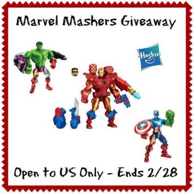 marvelmashers