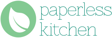 paperless kitchen bambooee sweeps