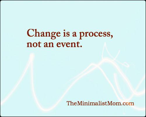 change do less