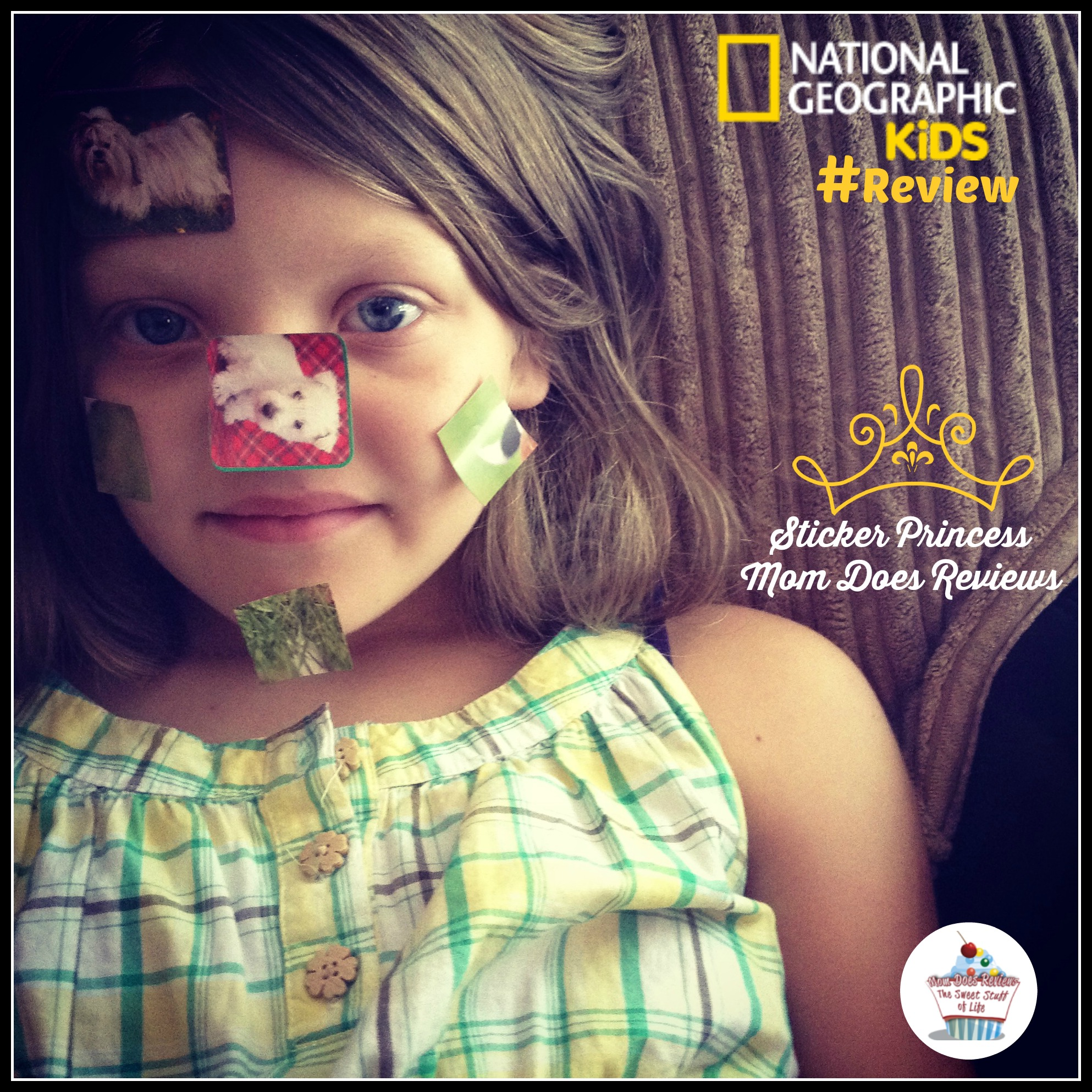 National Geographic Kids Sticker Activity Books #Review| #MomDoesReviews