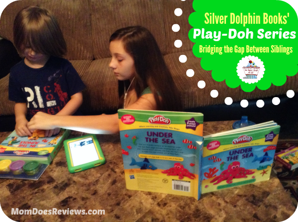 Play-Doh Hands On Learning Book from Silver Dolphin Books | Play-Doh Learning Book Review from Mom Does Reviews | #MomDoesReviews | MomDoesReviews.com