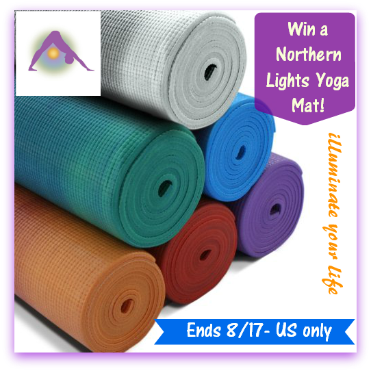 aurora yoga mats button