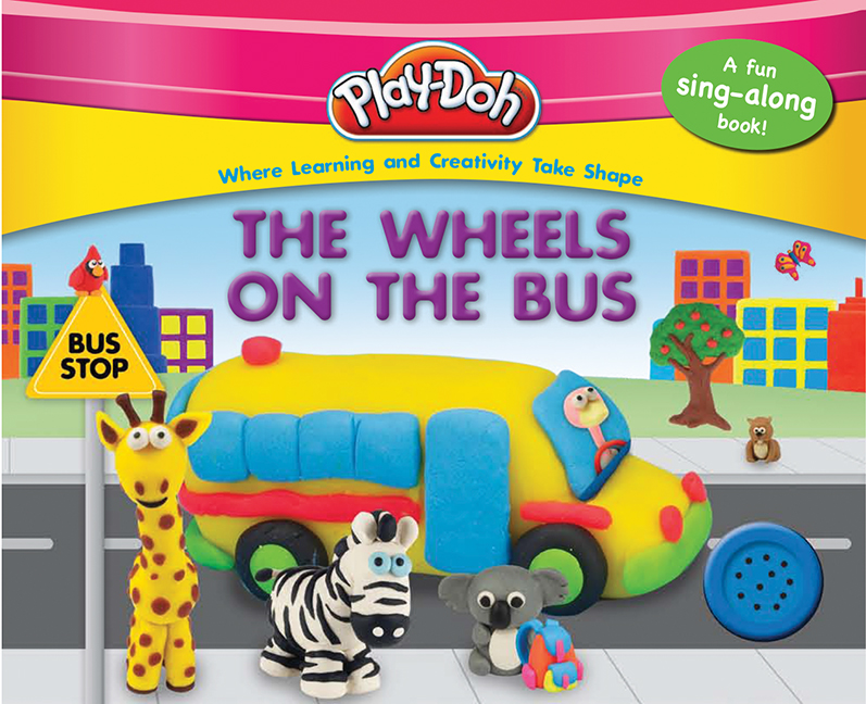 Play-Doh Sound Learning Book from Silver Dolphin Books | Play-Doh Learning Book Review from Mom Does Reviews | #MomDoesReviews | MomDoesReviews.com