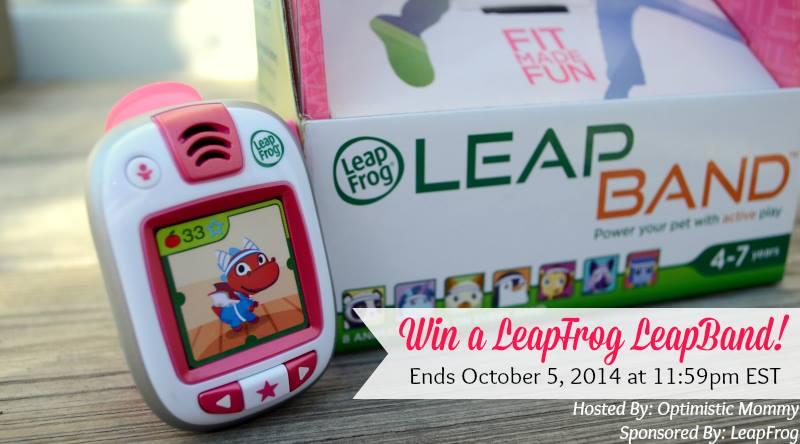 leapband giveaway