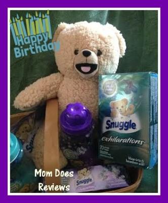 snuggle bear bday