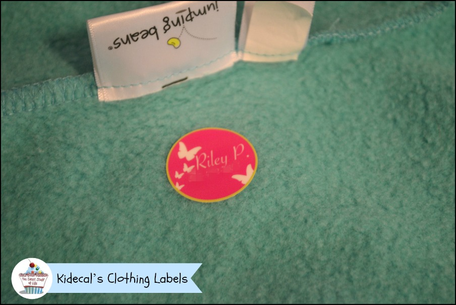 Kidecals Labels Review | #ChristmasMDR14 Mom Does Reviews