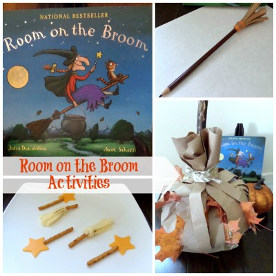 Room On The Broom Book & $10 Amazon G.C. #Giveaway (Ends 10/17) | Mom Does Reviews