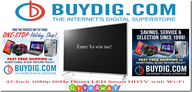 buydig tv button