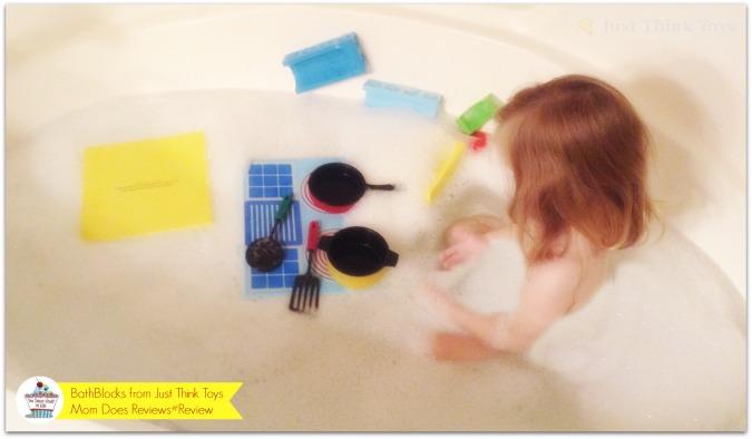 BathBlocks Toys from Just Think Toys