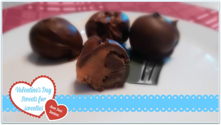 Cookie Dough Bites for Valentine's Day Gifts #MomDoesReviews
