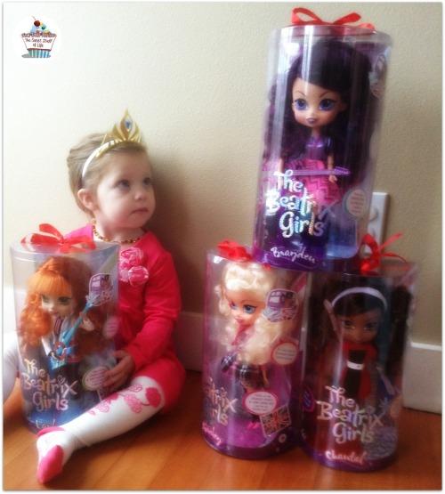 Beatrix Girls Dolls #MomDoesReviews