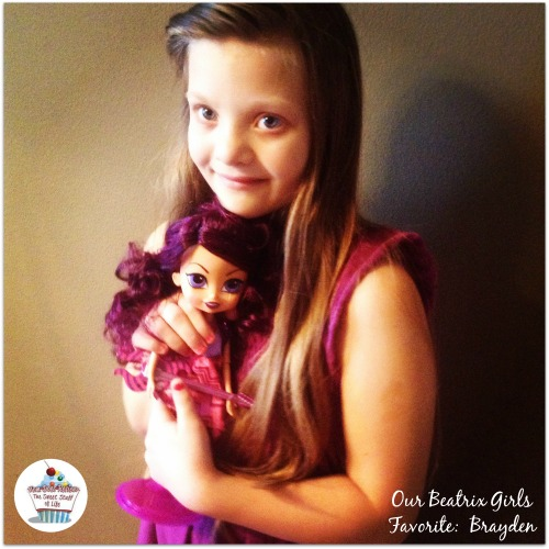 Beatrix Girls Doll Favorite