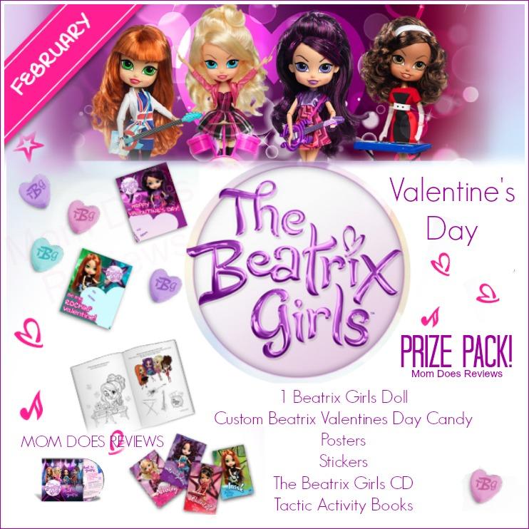 Beatrix Girls Dolls February Giveaway