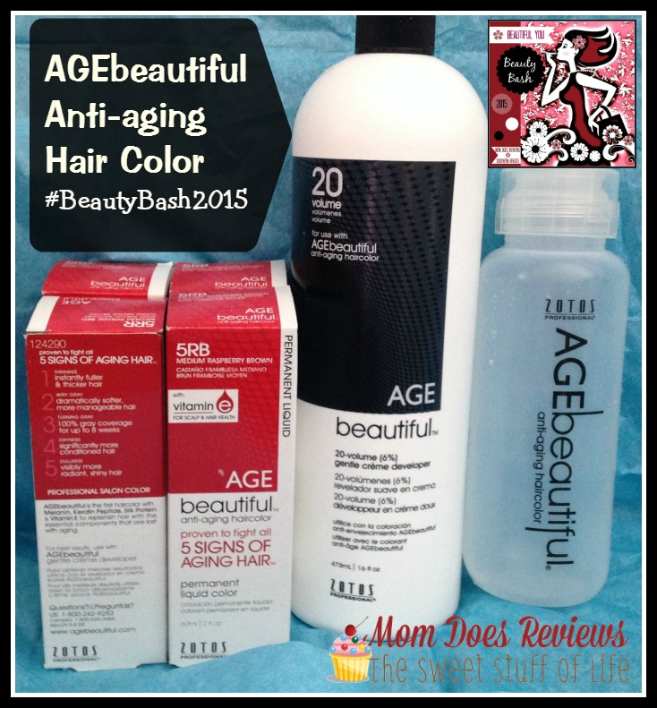 Age Beautiful Hair Color My Review