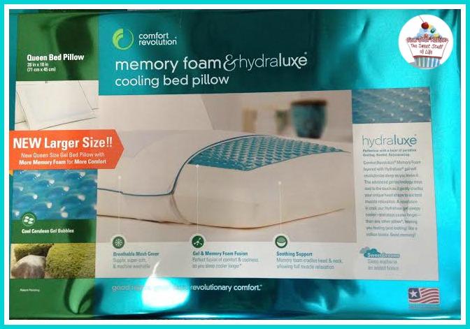 comfort rev pillow box mdr - Comfort Revolution Pillow