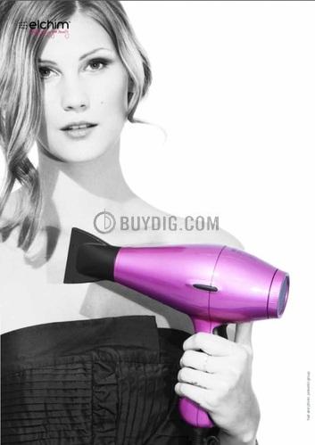 el buy dig blow dryer with girl