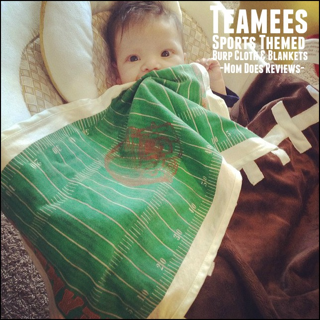 Teamees Sports Themed Blankets for Baby