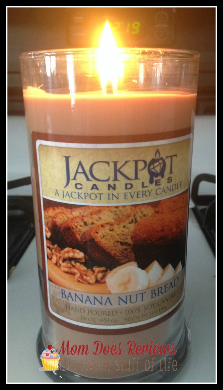 Jackpot Candle #Review- Jewelry inside each Soy Candle! -