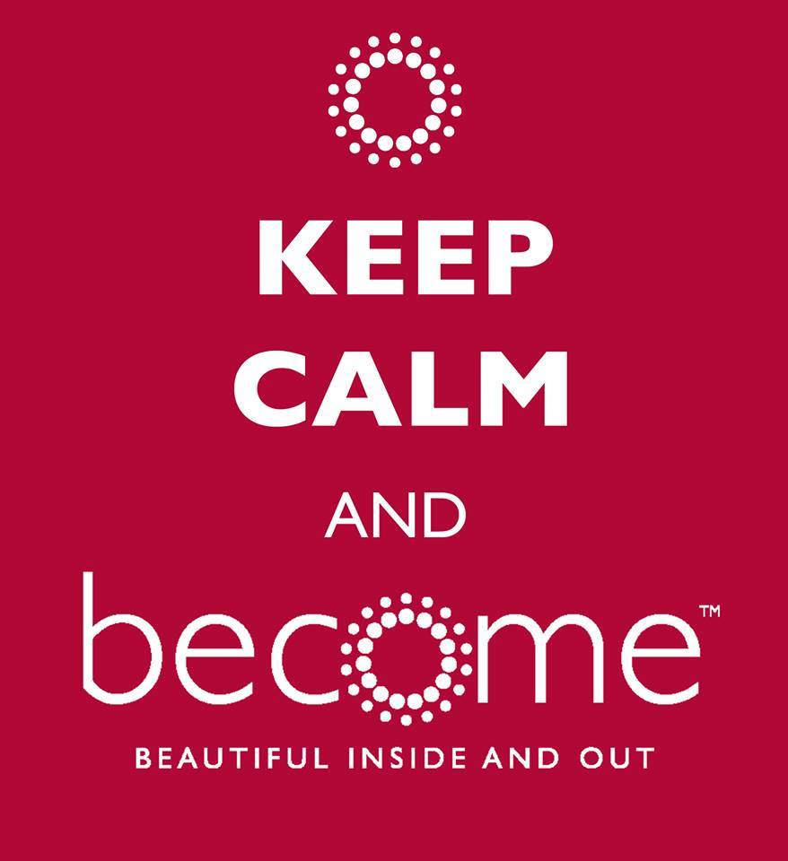 keep calm become