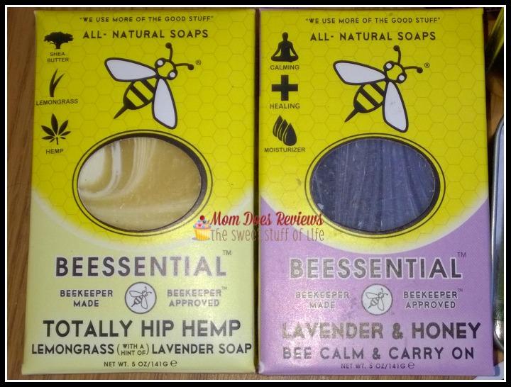 bee soaps