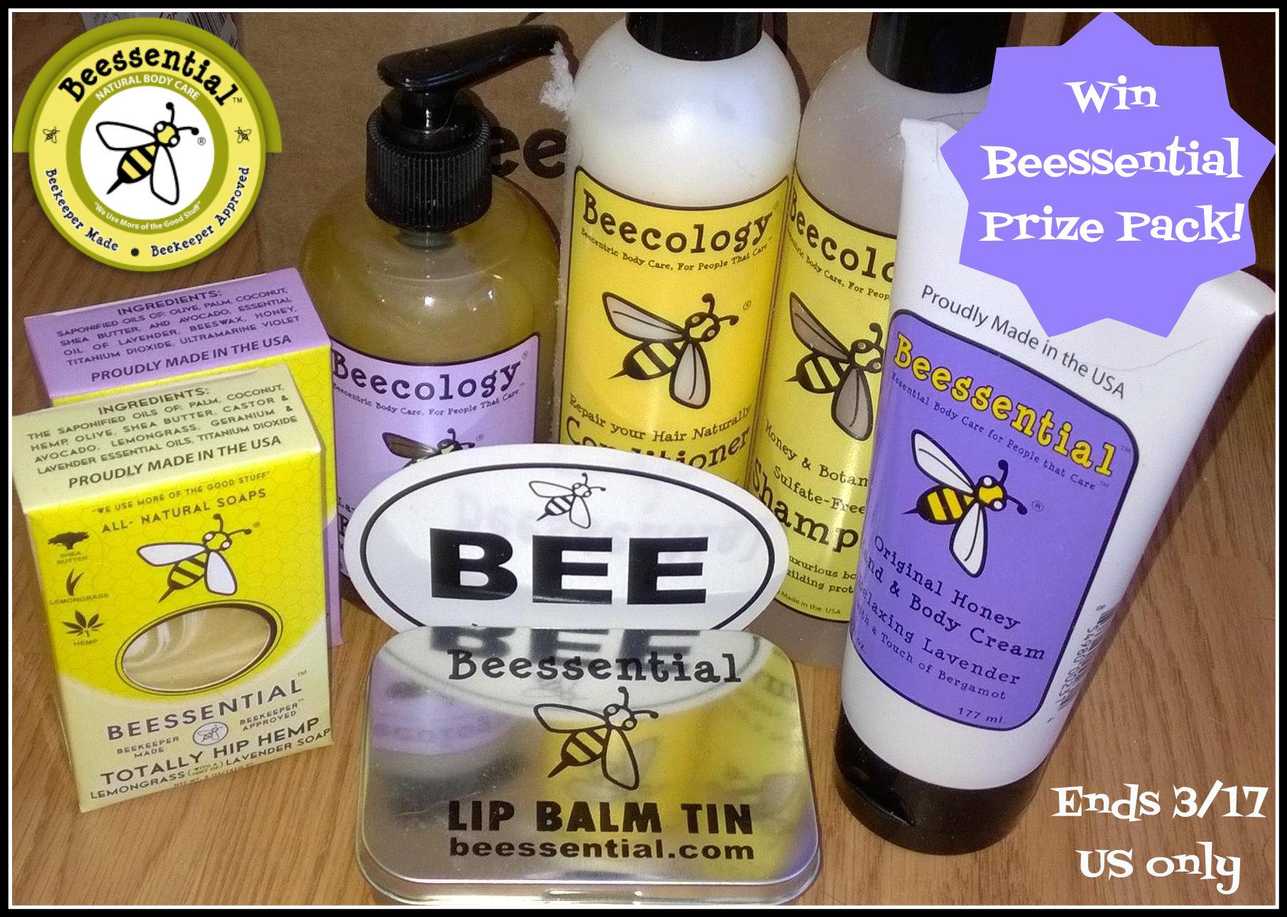 bee stuff giveaway