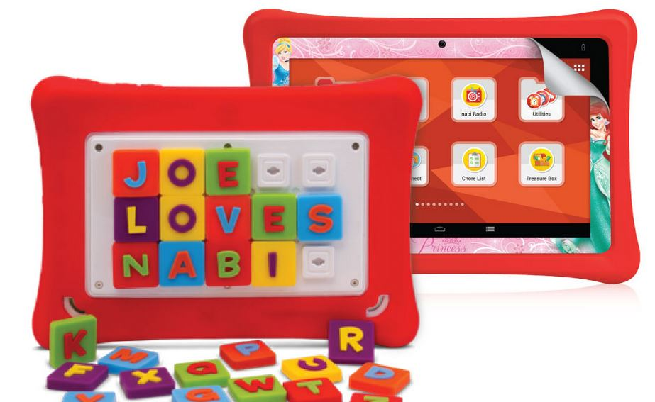 nabi DreamTab Kids Tablet - Powered by Intel #Review #TechnologyTime -