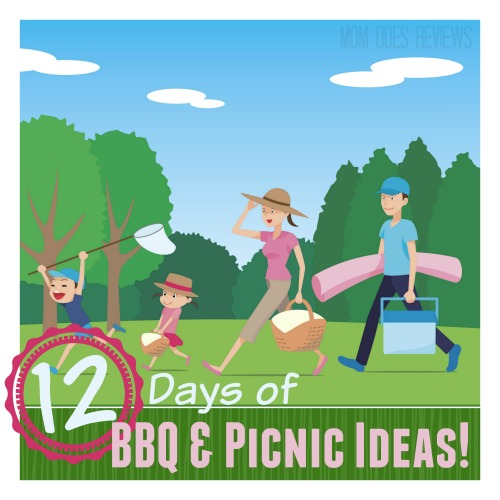 12 Days of BBQ & Picnic Ideas #MomDoesReviews #12Daysof