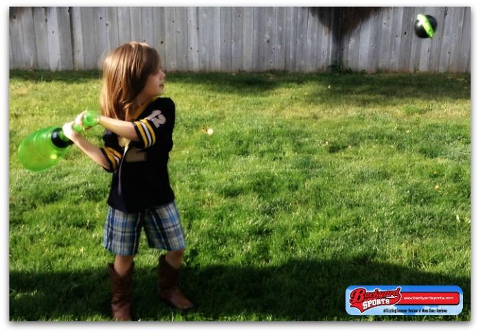 Backyard Sports Baseball Sonic Boom Bat #Review at #MomDoesReviews #SizzlingSummer