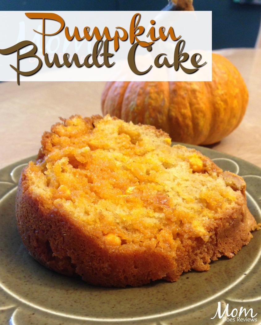 Pumpkin Bundt Cake- An Easy and Delicious Fall Dessert #Recipes