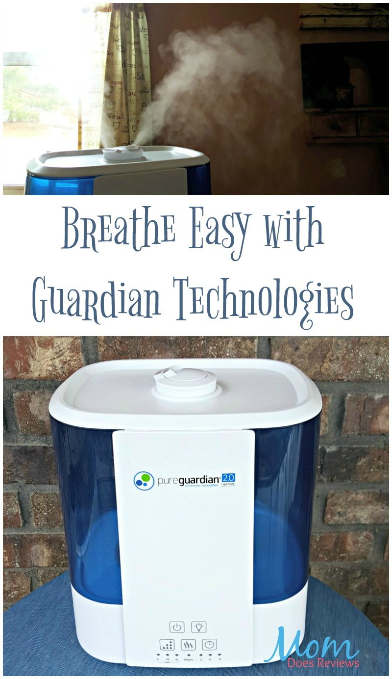 Breathe Easy with Guardian Technologies