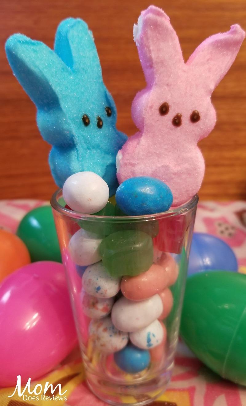 Mini PEEPS Bouquet #Eastersweetsandtreats