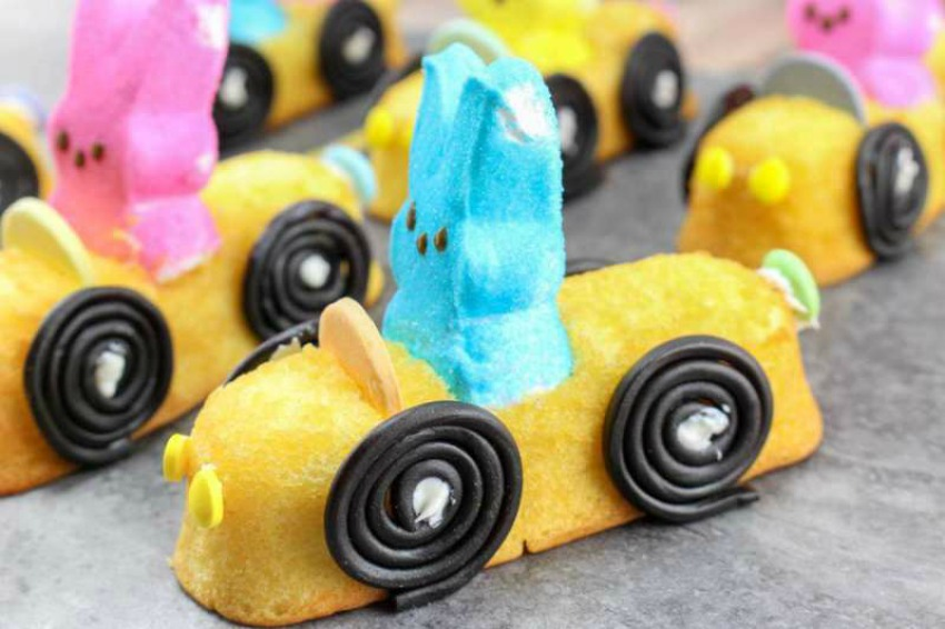 Easter Peeps Fun Food Recipe for the Kids