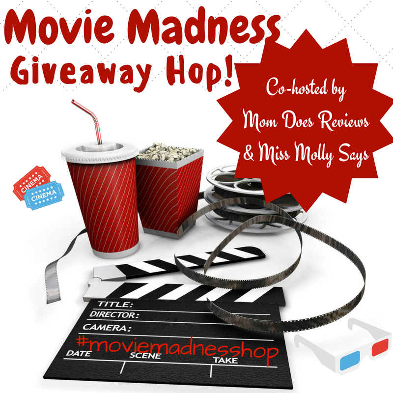 Movie Madness Giveaway Hop