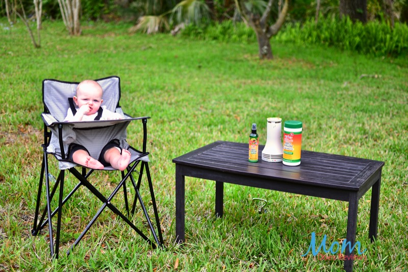 Amazing Ciao Baby Portable High Chair And Bugband Make Outdoor Fun A Gmtry Best Dining Table And Chair Ideas Images Gmtryco