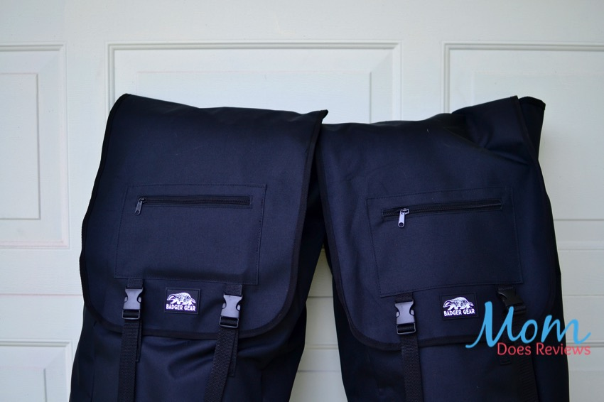 2 bottomless bags