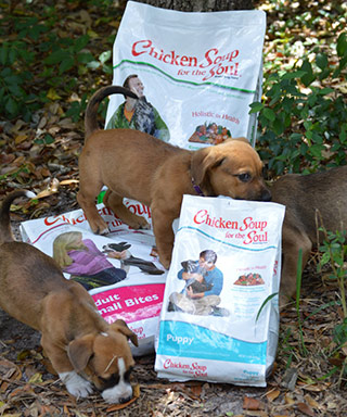 Chicken Soup for the Soul dog food