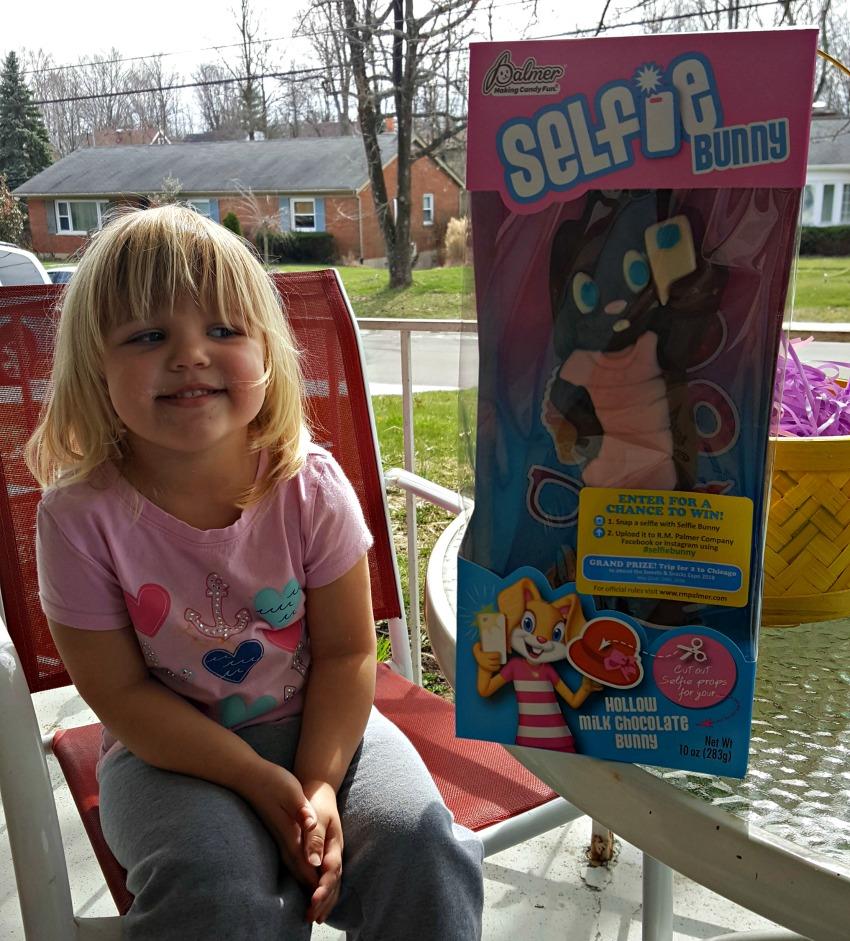 Sweeten Your Kids Easter Baskets with Selfie Bunnies