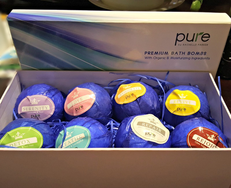 Pamper Mom with Essential Oils and Bath Products by Pure Parker