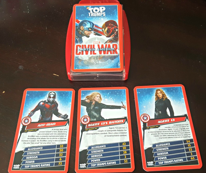 Elevate Family Game Night with Top Trumps STEM Decks