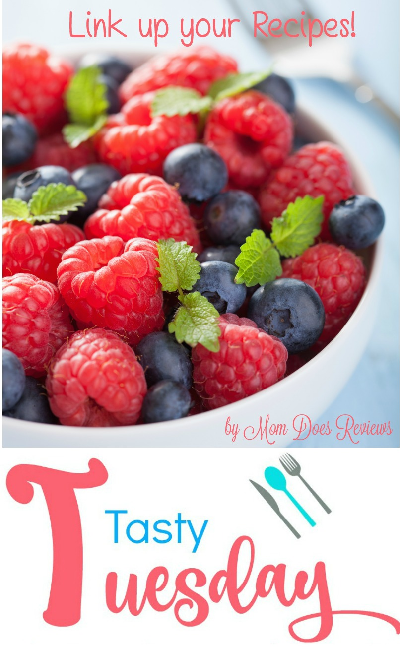 Tasty Tuesday Recipe LInky Pin