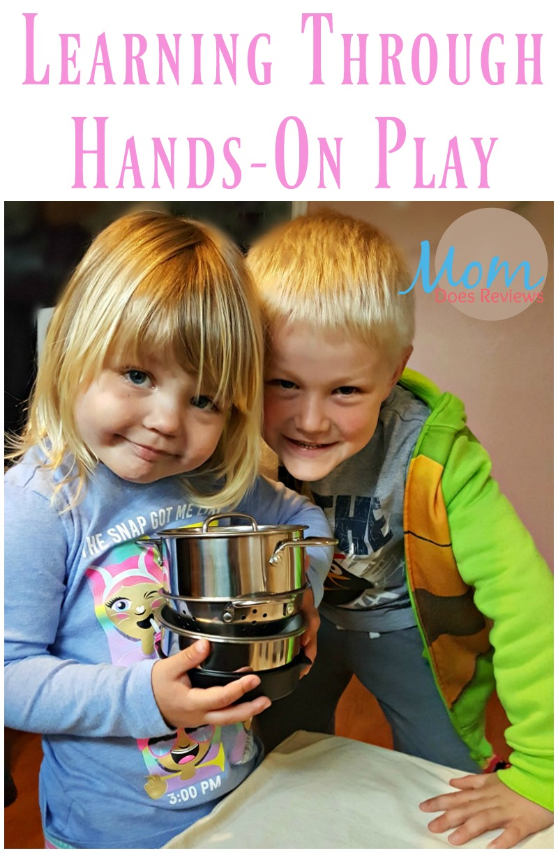 Learning Through Hands-On Play