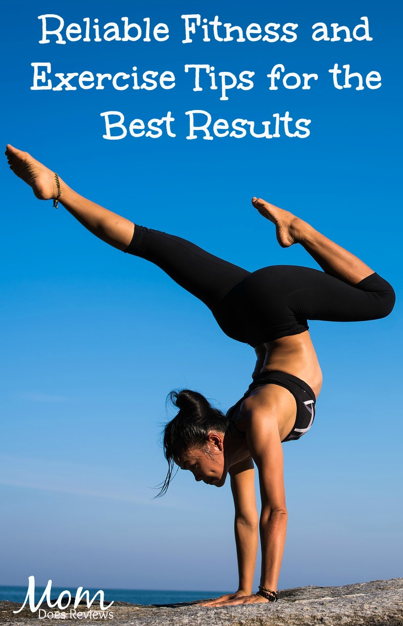 Reliable Fitness and Exercise Tips for the Best Results
