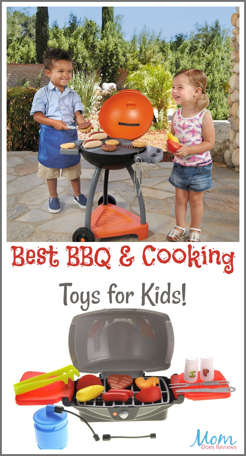 Best BBQ Toys for Kids