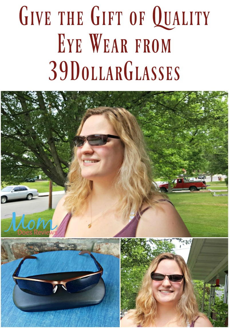 Give the Gift of Quality Eye Wear from 39DollarGlasses