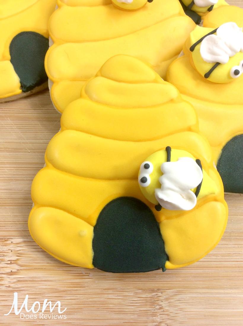 Honey Bee Cookies #Christopherrobin